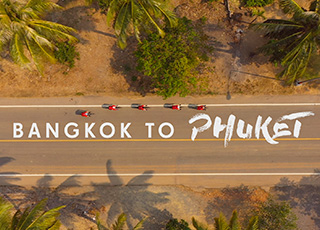 Video: Bangkok to Phuket 2020 series trailer