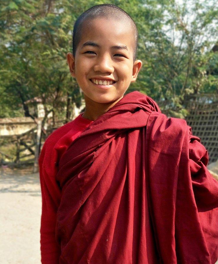 Burma cycling tours
