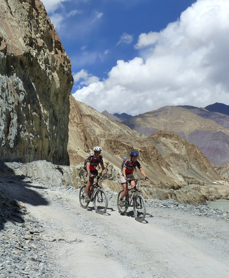 India cycling tours