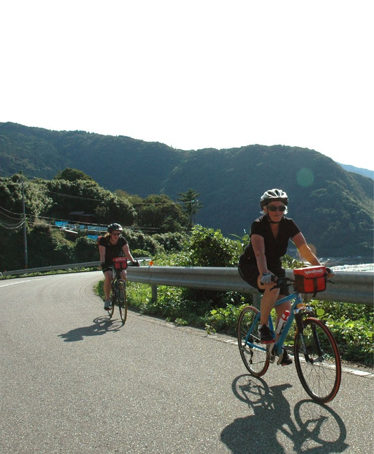 Japan cycling tours