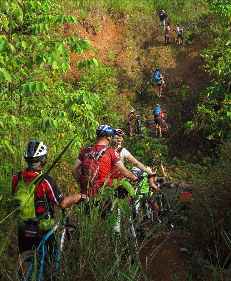 Malaysia cycling tours