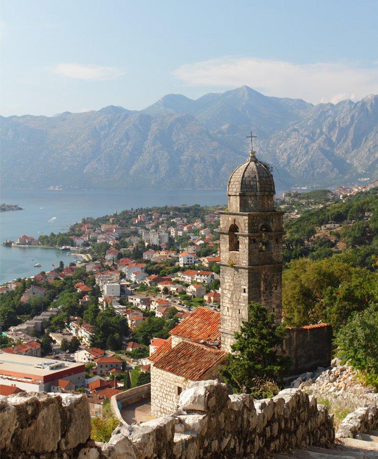 Montenegro cycling tours