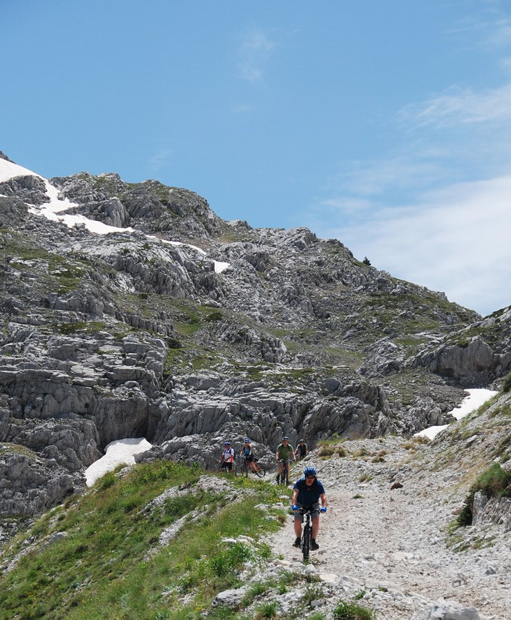 Montenegro cycling tours