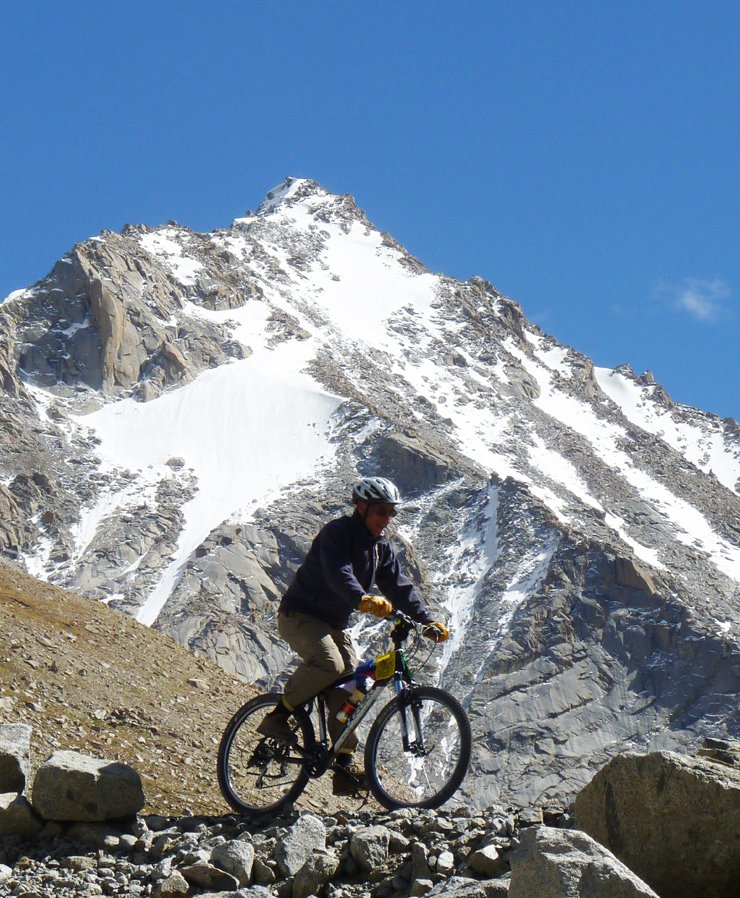 Nepal cycling tours