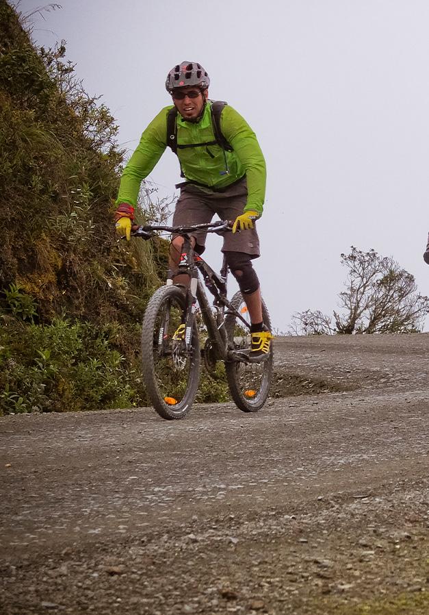 Peru cycling tours