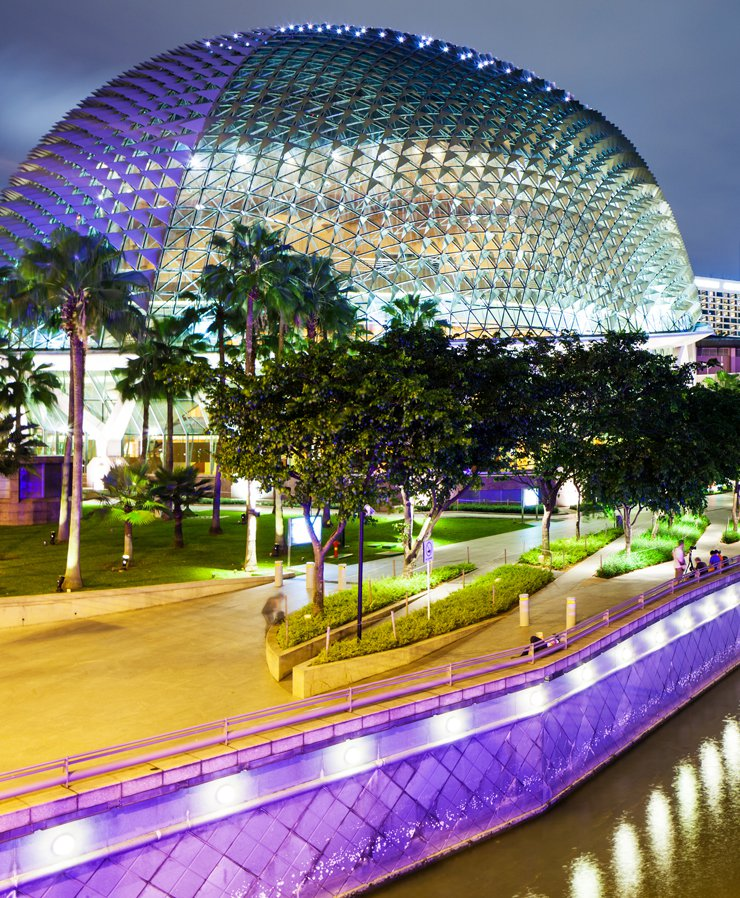 Singapore cycling tours