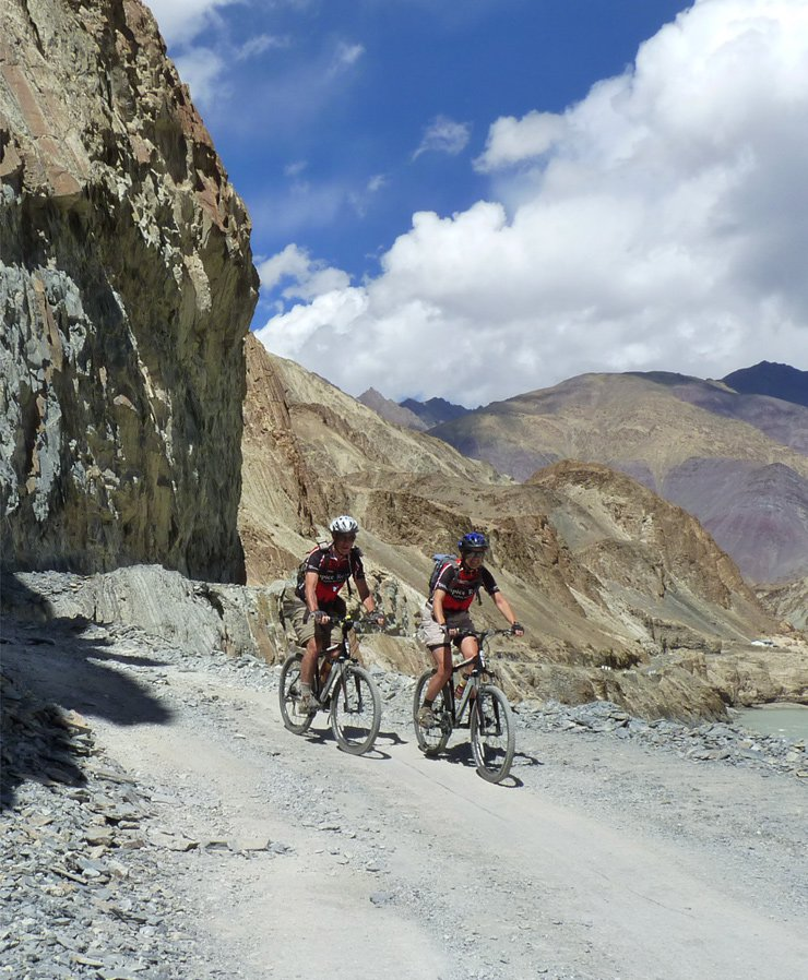Epic cycling tours