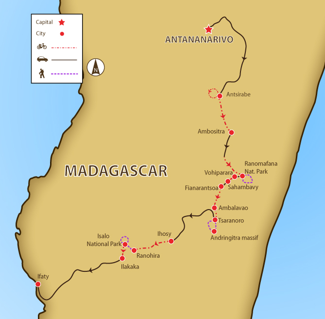 Bike and hike wild madagascar cycle the island of madagascar day 15 publicscrutiny Image collections